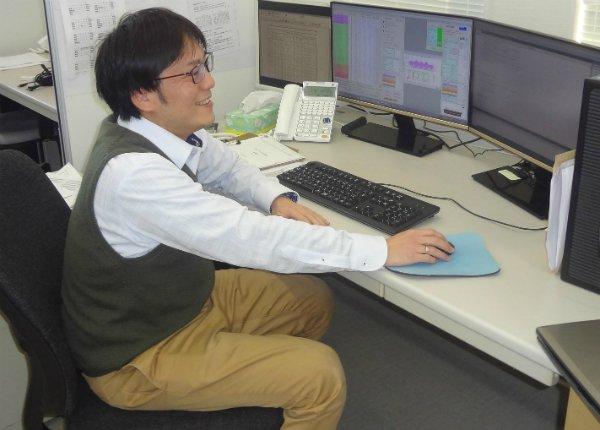 2008年入社 ソフトウェア事業部所属
